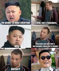 Kim Jong Un