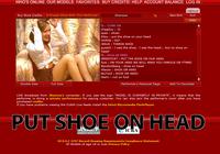 Put Shoe on Head