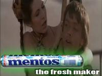Mentos Commercial Parodies