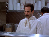 No Soup for You / Soup Nazi
