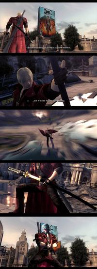DmC Dante / Fuck You