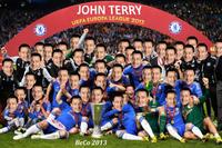 John Terry Celebration