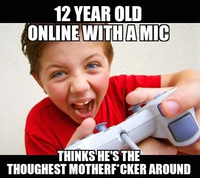 12 Year Olds