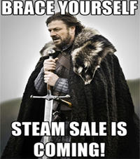 Steam Sales