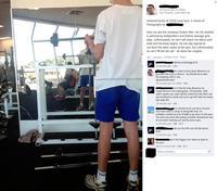 iPad Gym Bully