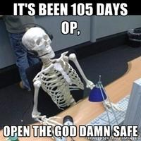 Waiting for OP
