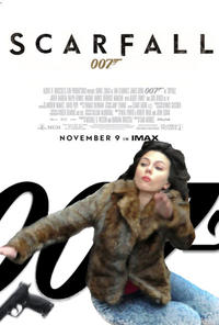 Scarlett Johansson Falling Down