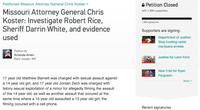 Maryville Rape Case