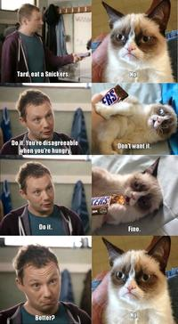 "Snickers ""Hungry?"" Commercials"