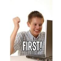 First Day on the Internet Kid