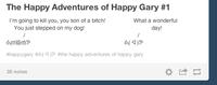 Happy Gary