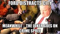 Rob Ford Crack Smoking Scandal