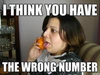 Wrong Number Rita