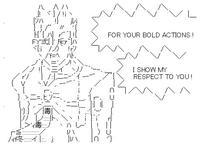 JoJo's Bizarre Adventure Shift-JIS Arts