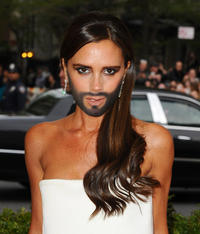 Conchita Wurst's Beard