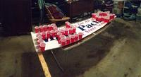 Jews vs. Nazis Beer Pong