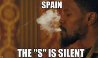 Adios España