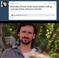 2014 Tumblr-4chan Raids