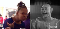 Confused Black Girl