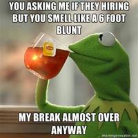 But That's None of My Business