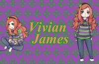 Vivian James
