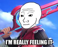 I'm Really Feeling It