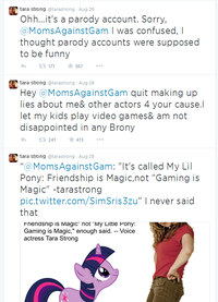 Moms Against Gaming