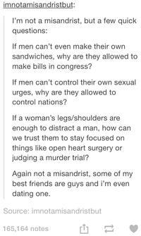 Misandry