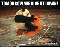 At Dawn We Ride