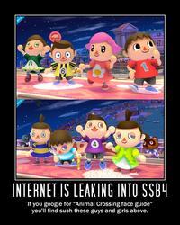 Internet Is Leaking