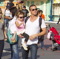 DILFs of Disneyland
