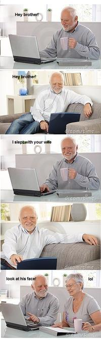 Hide The Pain Harold