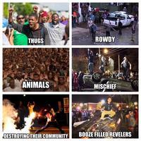 2014 Ferguson Riots