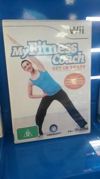 Wii Fit Trainer