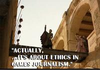 Actually It's About Ethics