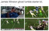 Jameis Winston's Fumble