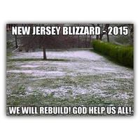 2015 U.S. Northeastern Blizzard