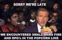 Brian Williams Misremembers