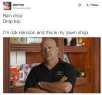 5a4 rain drop drop top know your meme