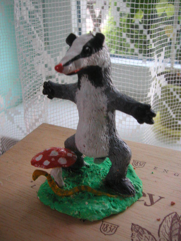 painted_badger_by_ziarnochodek.jpg