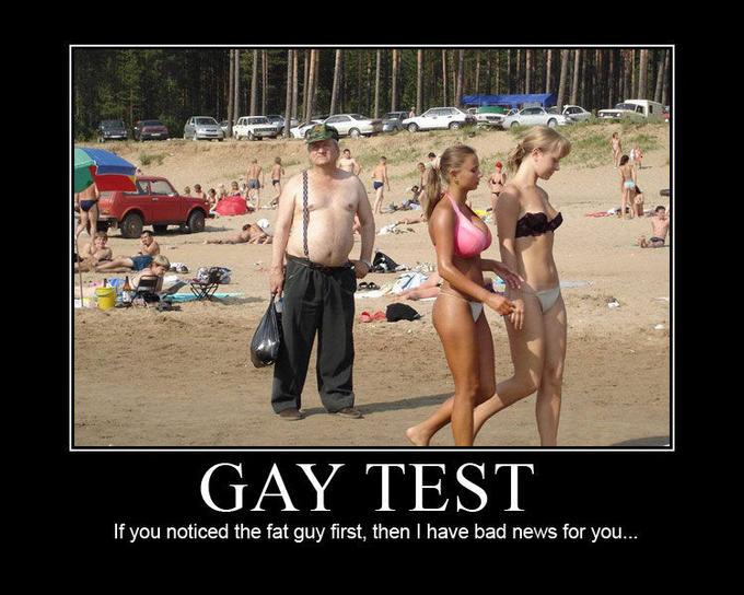 R U Gay Test 58