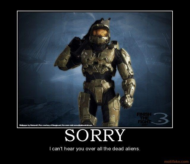 Pin Halo Master Chief Meme on Pinterest