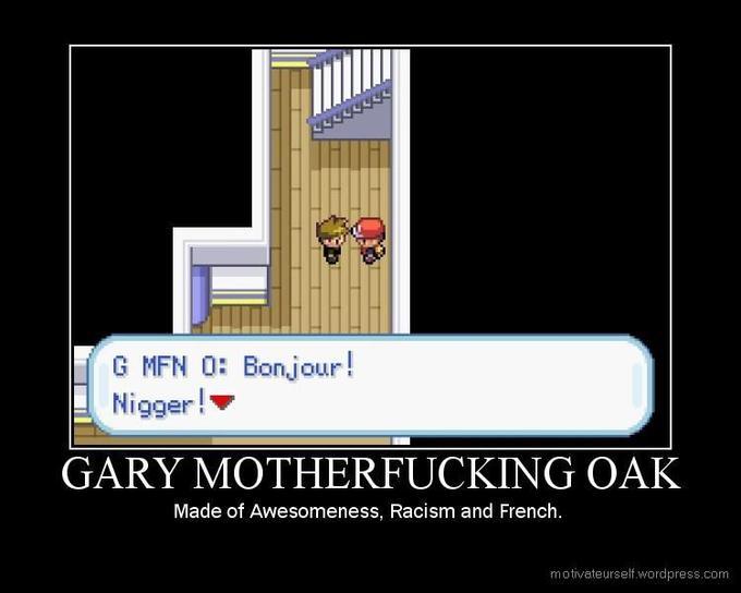 Gary Motherfucking Oak
