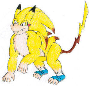 Sonichu_the_Werehog__Colour__by_JessieApple.jpg