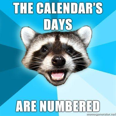 Lame-Pun-Coon-the-calendars-days-are-numbered.jpeg