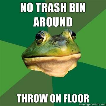no-trash-bin-around-throw-on-floor.jpg