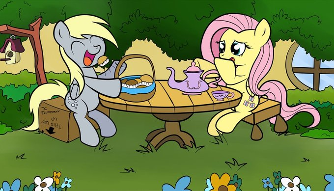 tea_time_with_derpy_by_smittyg-d3i8do2.png