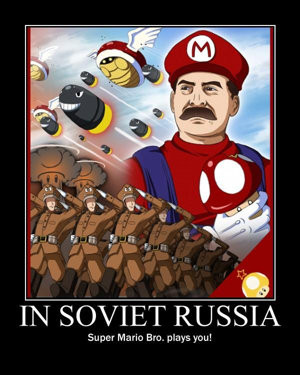 [Image - 136769] | In Soviet Russia... | Know Your Meme