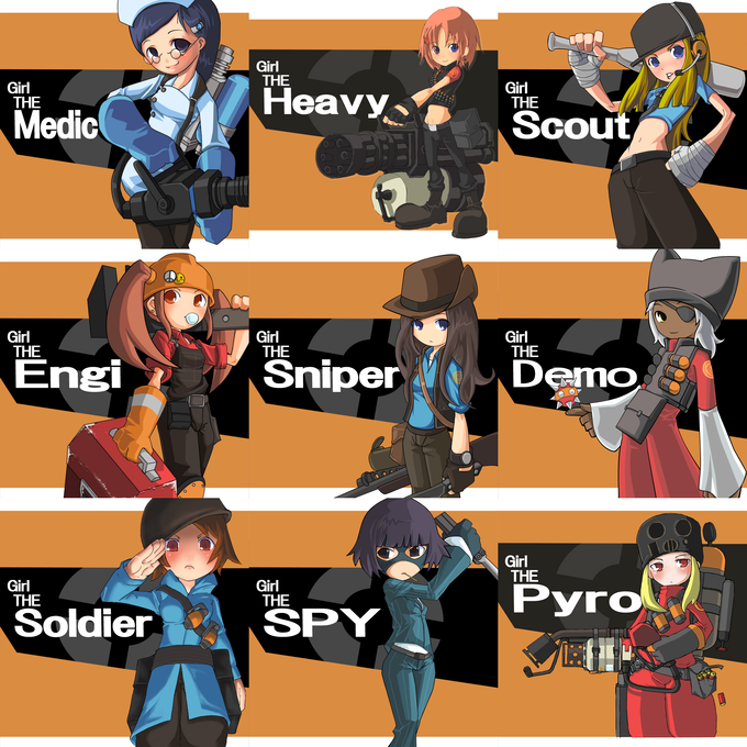 ENTIRE TEAM IS BABIES!