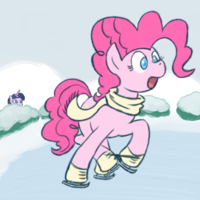 Skating Mishap